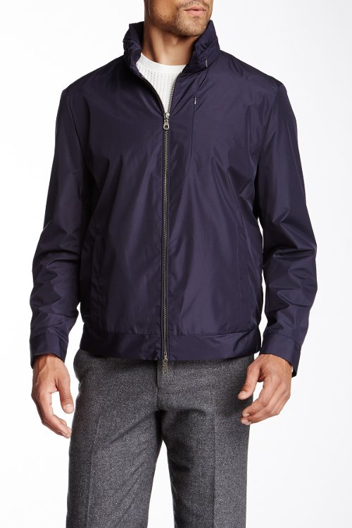 Zip Hood Jacket by Cardinal of Canada in John Wick