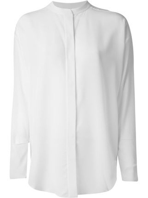 Mandarin Collar Shirt by Chloé in Top Five