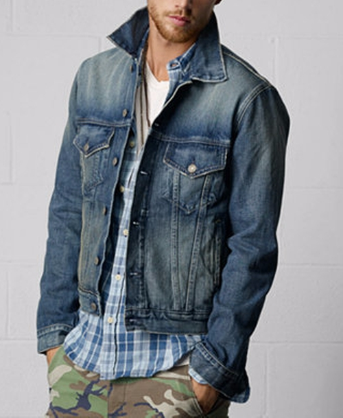 Denim Jacket by Denim & Supply Ralph Lauren in Teen Wolf