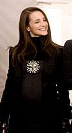 Black Long Sleeve Top by Valentino in Sex and the City