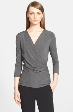 'Caprice' Jersey Top by Max Mara in Suits