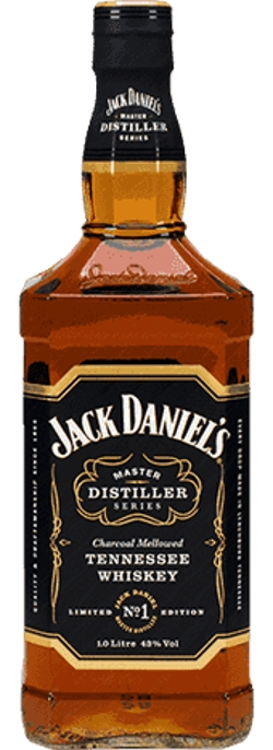 Tennessee Whiskey by Jack Daniels in Ted 2