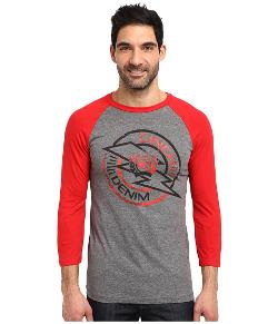 Modern Fit Baseball T-Shirt by Cinch in Neighbors