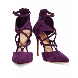 Dezi Suede Pumps by Schutz in Pretty Little Liars