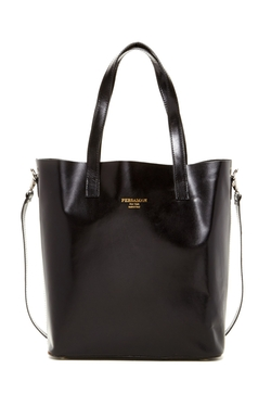 Fiona Leather Tote Bag by Persaman New York in Pretty Little Liars