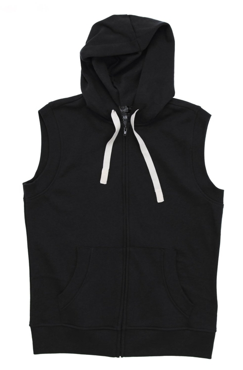 Men's Solid Hoodie Vest by American Rag in Magic Mike XXL