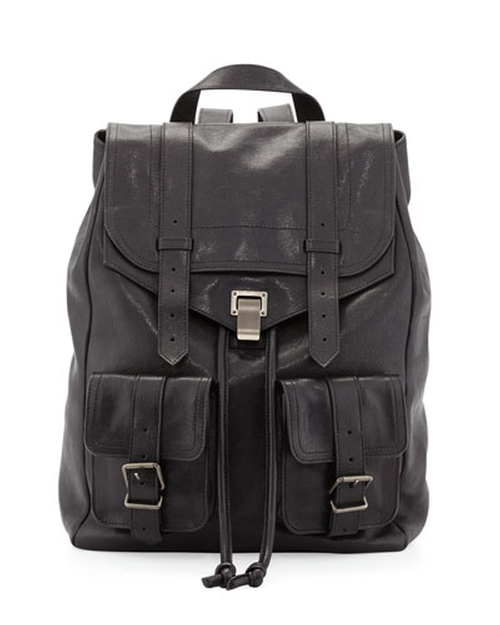 PS1 Large Double-Pocket Backpack by Proenza Schouler in Scandal - Season 5 Episode 1