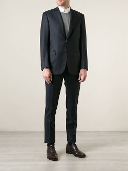 Classic Two Piece Suit by Brioni in Need for Speed