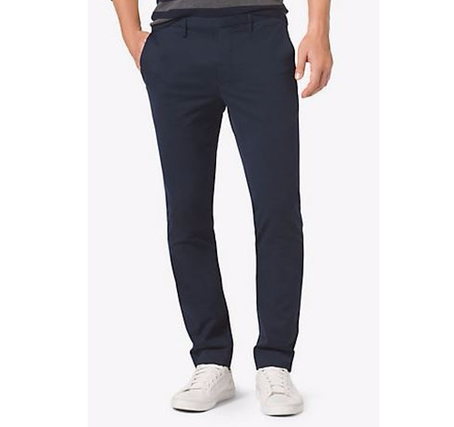 Slim-Fit Cotton Trousers by Michael Kors in Fantastic Beasts and Where to Find Them