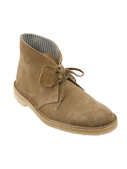 Desert Boots by Clarks in Harry Potter and the Deathly Hallows: Part 2