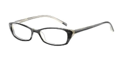 Black Horn Eyeglasses by Jones New York in The Hangover