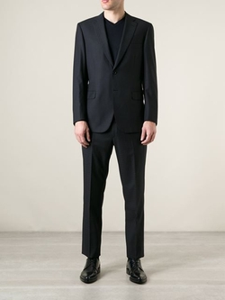 Check Pattern Suit by Brioni in Scandal