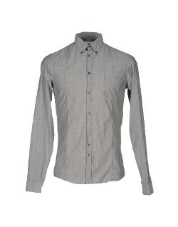 Solid Button Down Shirt by Aglini in Little Fockers