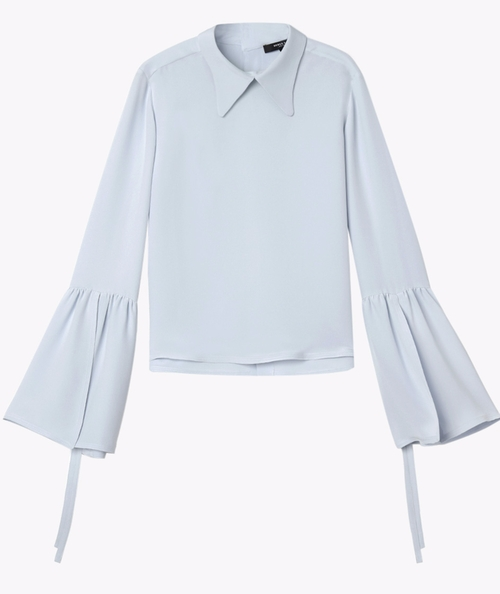 Bell Sleeve Blouse by Derek Lam in Empire - Season 3 Episode 2