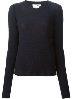 Crew Neck Sweater by YMC in The Martian
