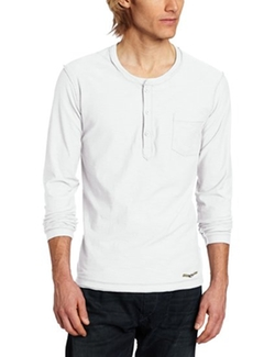 Men's Henley Shirt by Diesel in The Boy Next Door