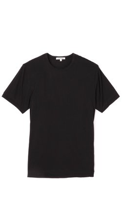 Crew Neck T-Shirt by Cotton Citizen in The Town