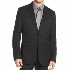 Two Button Blazer by Calvin Klein in Snowden