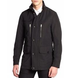 Kinstone Nylon Field Jacket by Burberry in John Wick: Chapter 2