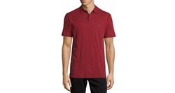 Peace Short-Sleeve Polo Shirt by John Varvatos Star USA in Lethal Weapon