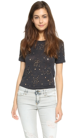 Embellished Crop Top by Air by Alice + Olivia in Nashville