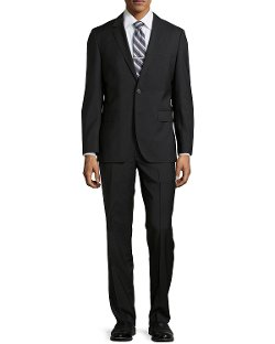 James Two-Piece Suit by Hugo Boss in While We're Young
