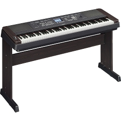 Digital Piano by Yamaha in The Overnight