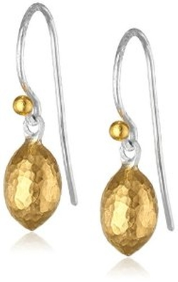 Small Dangling Drop Earrings by Gurhan in The Bourne Ultimatum