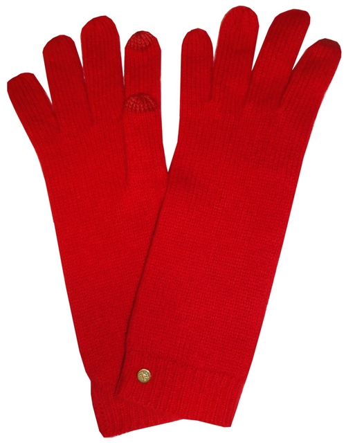 Cashmere Touch Gloves by Ralph Lauren in Confessions of a Shopaholic