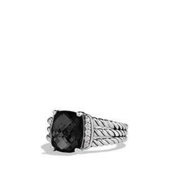 Petite Wheaton Ring by David Yurman in The Man from U.N.C.L.E.