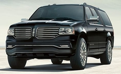 Navigator SUV by Lincoln in Empire