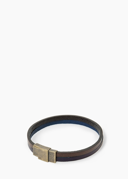 Leather Double Bracelet by Mango in Forgetting Sarah Marshall