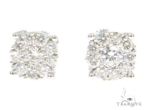 Chrysler Diamond Earrings by TraxNYC in Top Five