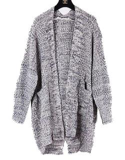 Women's Loose Knitting Cardigan by Fengbay in Little Fockers