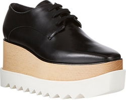 Britt Platform Oxfords by Stella Mccartney in Keeping Up With The Kardashians