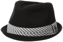 Men's Ike Twill Fedora with Band by Original Penguin in Bridge of Spies
