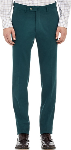 Twill Trousers by Valentini in Absolutely Anything