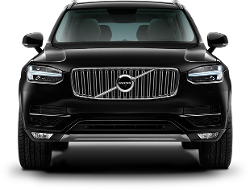 XC90 by Volvo in The Other Woman