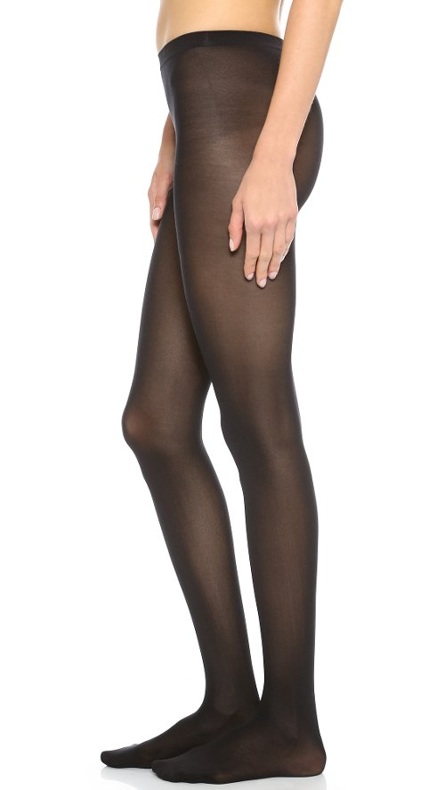 Velvet De Luxe 50 Tights by Wolford in That Awkward Moment