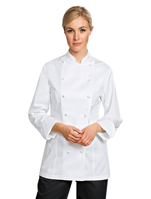 Grand Chef Jacket by Bragard in Burnt