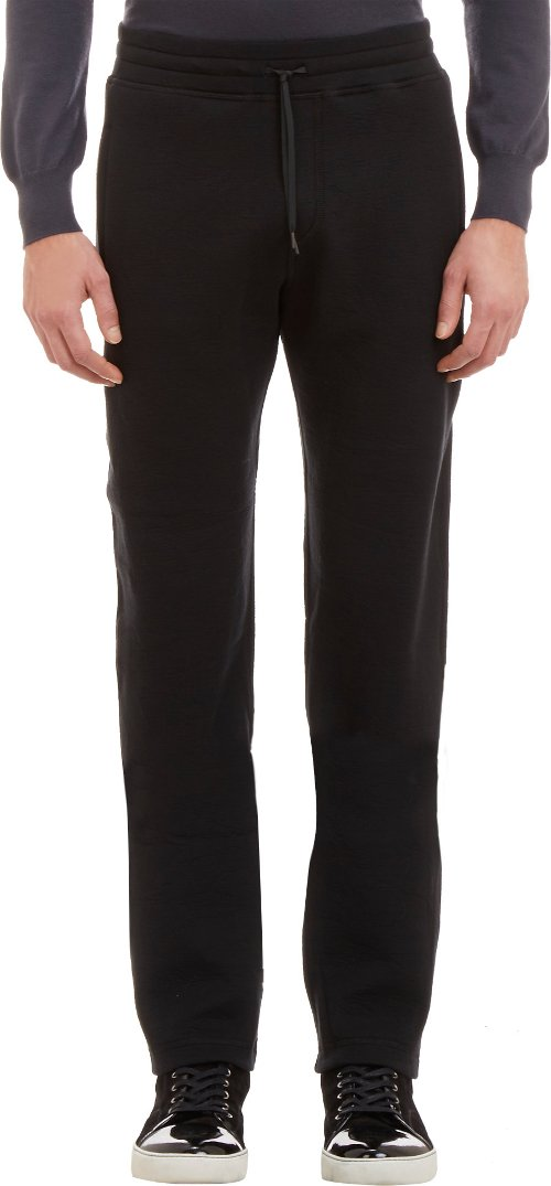 Tapered Sweatpants by Lanvin in Entourage