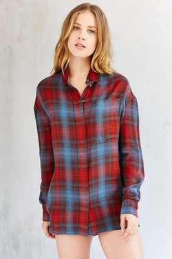 Logan Button-Down Shirt by BDG in Quantico