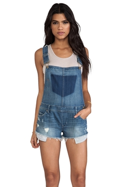 Bunch Of Fives Denim Shortalls by BlankNYC in Keeping Up With The Kardashians