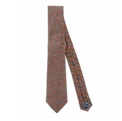 Pattern Tie by Armani Collezioni in New Girl