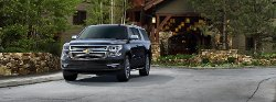 Suburban SUV by Chevrolet in Furious 7