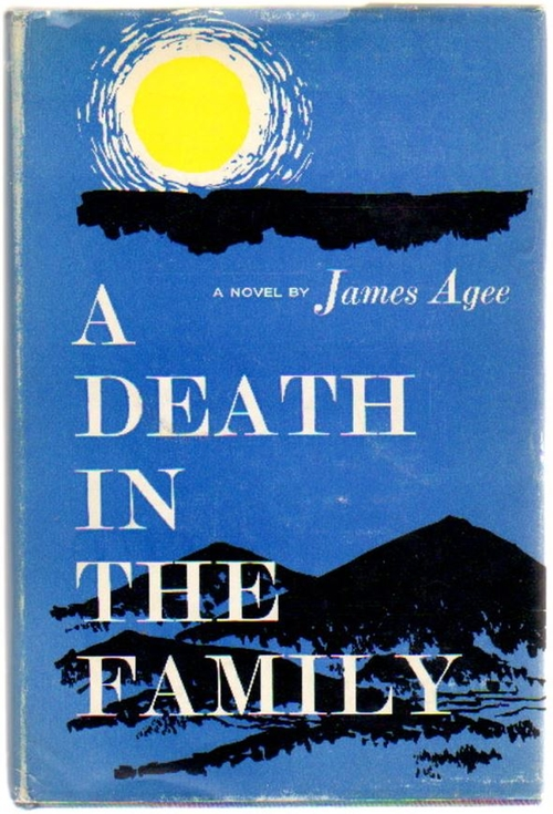 A Death in the Family Book by Agee James in A Bigger Splash