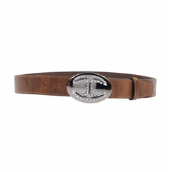 Leather Belt by Just Cavalli in The Ranch