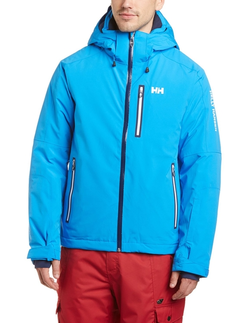 Men's Motion Jacket by Helly Hansen in Everest