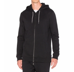 Classic Zip Up Hoodie by Asics Platinum in Daddy's Home 2