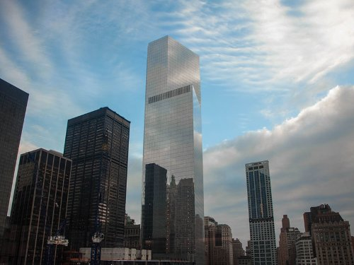 Four World Trade Center New York City, New York in John Wick